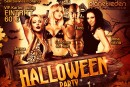 FKK Saunaclub Planet Eden Halloween Party 31.10-01.11