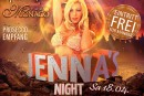 18.04.2015: JENNA'S NIGHT