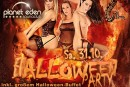 31.10.2015 Halloween Party im www.saunaclub-planet-eden.de