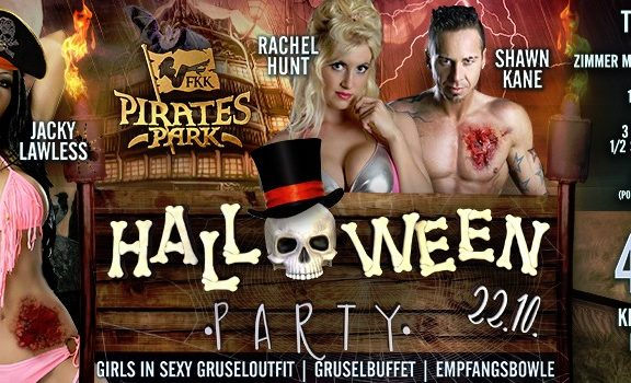 Samstag, den 22.10.2016: Halloween Party!