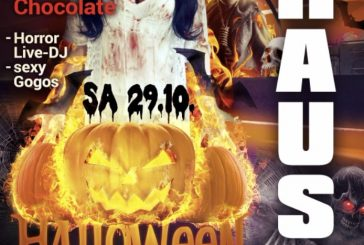 Halloween Party am 29.10.
